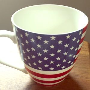 Other - American Flag Coffee Cup
